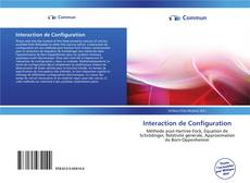 Capa do livro de Interaction de Configuration