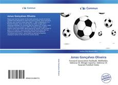 Couverture de Jonas Gonçalves Oliveira