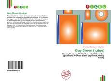 Portada del libro de Guy Green (judge)