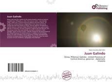 Portada del libro de Juan Galindo