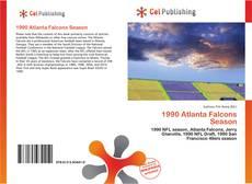 Bookcover of 1990 Atlanta Falcons Season