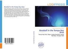Portada del libro de Baseball in the Tampa Bay Area