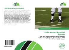 Bookcover of 1991 Atlanta Falcons Season