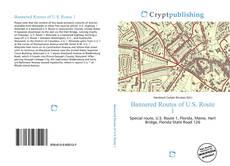 Portada del libro de Bannered Routes of U.S. Route 1