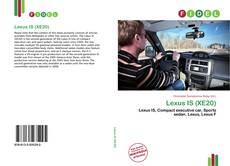 Copertina di Lexus IS (XE20)