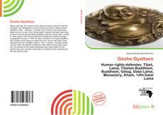 Bookcover of Geshe Gyeltsen