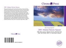 Bookcover of 2001 Atlanta Falcons Season