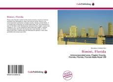 Обложка Bimini, Florida