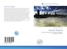 Bookcover of Juan de Grijalva