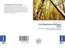 Bookcover of Isla Magdalena National Park