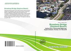 Broadway Bridge (Daytona Beach)的封面