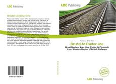 Bookcover of Bristol to Exeter line