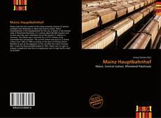 Mainz Hauptbahnhof的封面