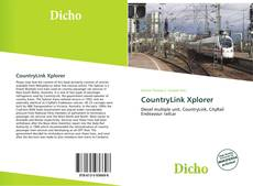 Bookcover of CountryLink Xplorer