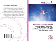 Bookcover of Autorotation (helicopter)