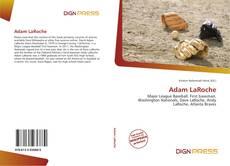Capa do livro de Adam LaRoche