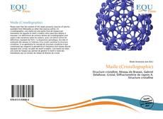 Couverture de Maille (Cristallographie)