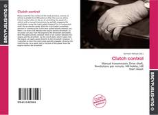 Couverture de Clutch control