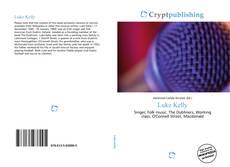 Portada del libro de Luke Kelly