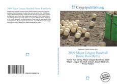 Обложка 2009 Major League Baseball Home Run Derby