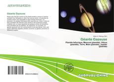 Bookcover of Géante Gazeuse