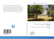 Bookcover of Cotacachi Cayapas Ecological Reserve