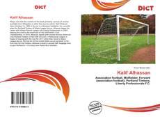 Bookcover of Kalif Alhassan