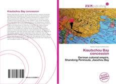 Buchcover von Kiautschou Bay concession