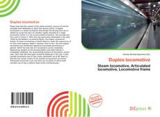 Couverture de Duplex locomotive