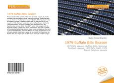 Bookcover of 1979 Buffalo Bills Season