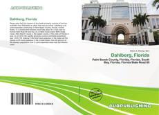 Обложка Dahlberg, Florida