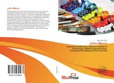 John Marin kitap kapağı