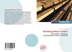 Buchcover von Hamburg-Altona station