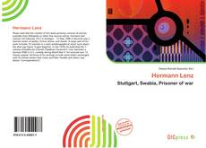 Hermann Lenz的封面
