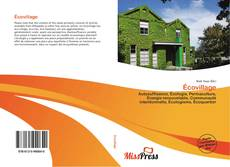 Bookcover of Écovillage