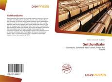 Portada del libro de Gotthardbahn