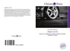 Bookcover of Alpine A110
