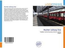 Copertina di Hunter railway line