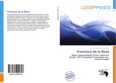 Capa do livro de Francisco de la Rosa