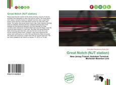 Bookcover of Great Notch (NJT station)