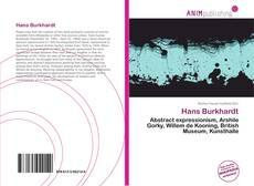 Capa do livro de Hans Burkhardt