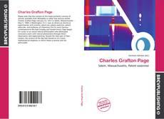 Charles Grafton Page的封面