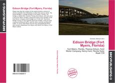 Bookcover of Edison Bridge (Fort Myers, Florida)