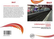Обложка Littlehampton railway station