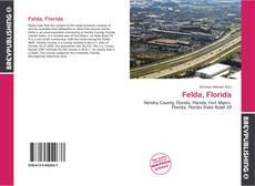 Обложка Felda, Florida