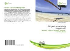 Buchcover von Grigori Ivanovitch Langsdorff