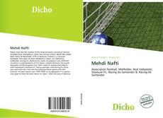Bookcover of Mehdi Nafti