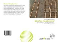 München Hauptbahnhof kitap kapağı