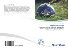 Bookcover of Jeremiah White