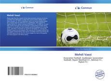 Couverture de Mehdi Vaezi
